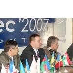 Производитель экструзионного и элеваторного оборудования Bronto на конференции