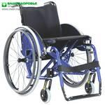 Активная инвалидная коляска Vassilli EVOLUTION COMPACT ACTIVIA 17.70 (Италия)
