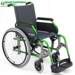 """Инвалидная коляска Sunrise Medical """"Breezy"""" 305 (CША), зеленый"""
