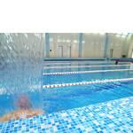 Новый современный бассейн санатория Конча Заспа