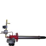 Горелки газовые серии ИМПУЛЬС-ФАКЕЛ для обжиговых печей