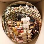 Противокражное сферическое зеркало К800, Полтава