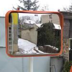 Стальное зеркало Steel 600*800, Киев