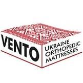 Українські ортопедичні матраци VENTO