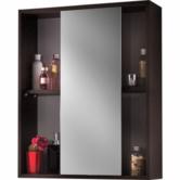 Шкафчик зеркальный Lotos E65, венге