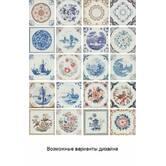 Плитка TACO FLANDES MIX, ДЕКОР, ВСТАВКА, 85*85