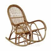 Крісло-гойдалка з косою з лози