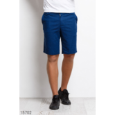Мужские шорты 15702 синий