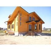 Будуємо дерев'яні будинки «під ключ» за власними архітектурними проектами або за проектами замовників