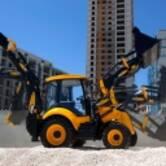 Услуги аренды строительной и дорожной техники