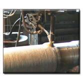 Предоставляем услугу наплавки замков бурильных труб