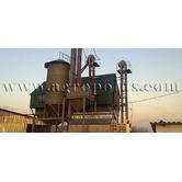 Монтаж сушилок зерновых
