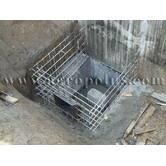 Строительство завальных ям