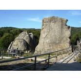 Екскурсії по Карпатах: Фортеця Тустань, водоспад Кам'янка - Сколівські бескиди