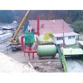 Пуско-монтажные работы оборудования для брикетирования