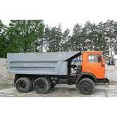 Услуги по перевозке сыпучих грузов КамАЗом (Харьков)