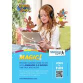 Англійська для дітей у Дніпропетровську. Індивідуальні курси Helen Doron English