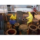 Відмивання котельного обладнання від накипу