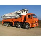 Предлагаем услуги бетононасоса