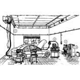 Діагностичне і регулювальне обладнання для СТО