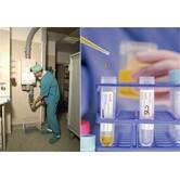 Пневмопошта для медичних установ. Проектування і монтаж