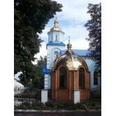 Виготовлення куполів і хрестів