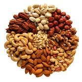 Оптове постачання горіхів для торгівлі