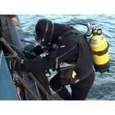 Підводно-технічні роботи на гідротехнічних спорудах та підводних переходах комунікацій
