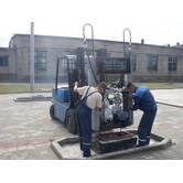 Установка технологического оборудования для АЗС