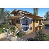 Строительство, готовые решения частного дома, коттеджа
