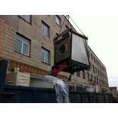 Осуществляем перевозку промышленного оборудования