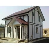 Построим дом 64,5 м.кв. 2 этажа. Размер дома 6,2х5,2м. 10630