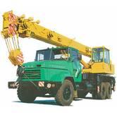 Послуги автокрана  в Запоріжжі для виконання вантажно-розвантажувальних робіт