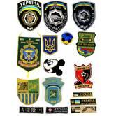 Вишивка емблем в Україні