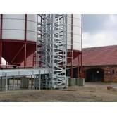 Постачання обладнання для зерносховищ