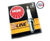 Свечи зажигания NGK №2 BPR6E (бесконтактное зажигание) ВАЗ 2101-07