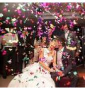 Сдаем в аренду  конфетти-машины (на свадьбы, дни рождения и др. праздники)