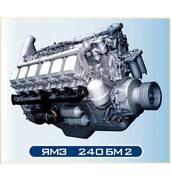 Ремонт двигателей типа ЯМЗ