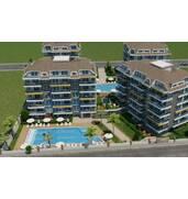 Продаются апартаменты в Турции в новом жилом комплексе Daisy Residence
