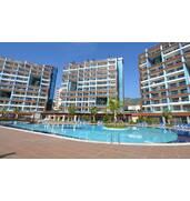 Продается в Турции элитная трехкомнатная квартира в центре Алании в шикарном комплексе Cristal Park