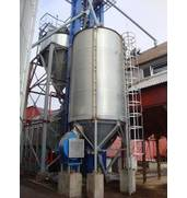 We offer high-quality silos for grain