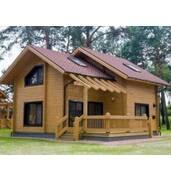Будівництво будинків з брусу - гарантія високої якості!