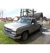 """Авторозбірка Chevrolet Silverado """"06-07"""""""