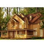 Будівництво дерев'яних будинків - ціни стали ще доступнішими!