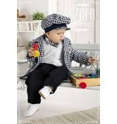 Детская одежда для мальчиков Krasnal (Польша)