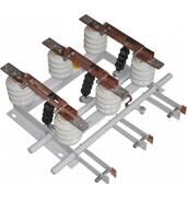 Роз'єднувачі високовольтні РЛНД 10-400У1 і РВЗ 10-630 У3