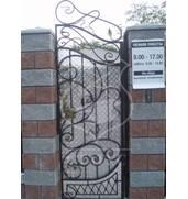 Ковані брами під замовлення (Запоріжжя, Дніпро)