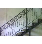 Ковані перила для сходів (Запоріжжя)