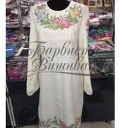 Заготовки для вишивки бісером сукні