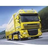 Розбірка вантажних причепів ДАФ в Україні